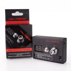 Coil Master OHM Reader Meter Resistance Tester